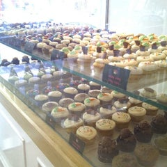 Photo taken at Crumbs by Ahmed T. on 8/20/2011