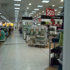 Photo taken at Debenhams Olympia by Eleuteria on 7/10/2012
