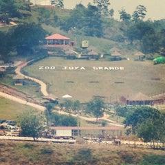 Photo taken at Zoologico Joya Grande by Carmen E. on 4/29/2012