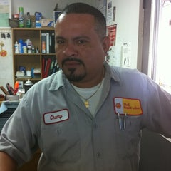 Photo taken at Shell Rapid Lube by Damian P. on 10/24/2011