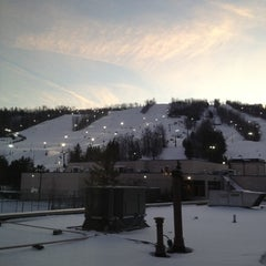 Photo taken at Blue Mountain Resort by Steve F. on 1/22/2012