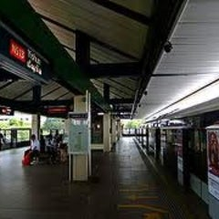 Photo taken at Yishun MRT Station (NS13) by Than H. on 3/19/2011