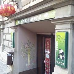 Photo taken at Pekina Ķīniešu Virtuve by Indulis B. on 6/20/2012