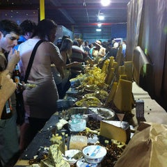 Photo taken at 2nd Annual Cheesemonger Invitational by Heather H. on 6/23/2012