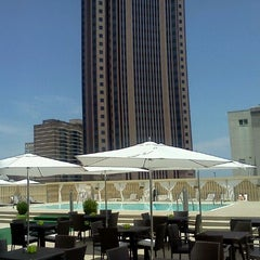 Photo taken at Pool by Italia H. on 8/27/2011