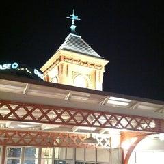 Photo taken at Amtrak/SEPTA: Wilmington Station by Ju lee G. on 1/25/2012