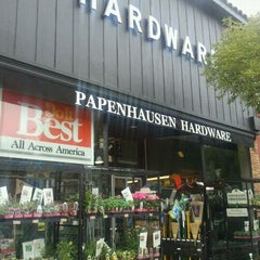 Photo taken at Papenhausen Hardware by JC M. on 7/9/2011