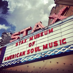 Photo taken at Stax Museum of American Soul Music by Mark P. on 7/17/2012