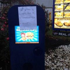 Photo taken at Burger King® by Anthony B. on 11/21/2011
