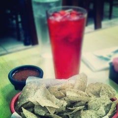 Photo taken at Las Salsas by Travis T. on 9/9/2012