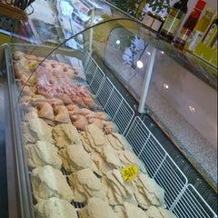 Photo taken at Granja La Boutique del Pollo by Alejandro S. on 7/16/2012