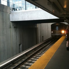 Photo taken at PATCO: Haddonfield Station by Sean G. on 2/18/2011