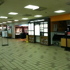 Photo taken at Chesapeake House Travel Plaza by Larry S. on 3/10/2012
