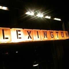 Photo taken at Lexington by Jesus P. on 2/24/2011