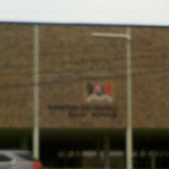 Photo taken at Churchill High School by Christopher U. on 4/9/2012