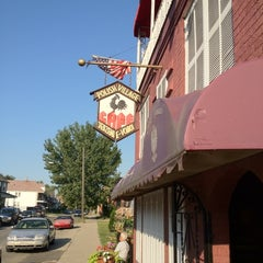 Photo taken at Polish Village Cafe by Chris R. on 8/29/2012