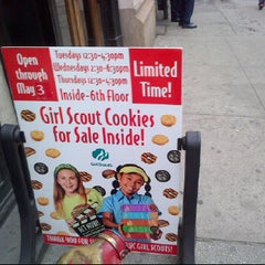 Photo taken at Girl Scouts Council of Greater NY Offices by Debra F. on 5/3/2012