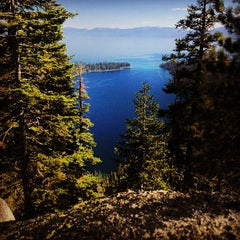 Photo taken at Desolation Wilderness by Kevin M. on 9/7/2012