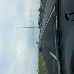 Photo taken at Toll Plaza by Ralphy C. on 5/13/2012