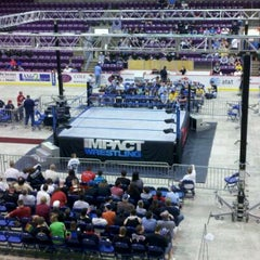 Photo taken at First Arena by Adam M. on 3/23/2012