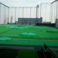 Photo taken at 阪神ゴルフセンター by Daisuke K. on 3/20/2012
