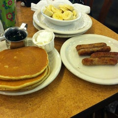 Photo taken at The Original Pancake House by Geniece G. on 5/27/2012