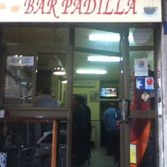 Photo taken at Bar Padilla by Michael H. on 6/8/2012