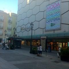 Photo taken at El Corte Inglés by Miguel on 8/25/2012