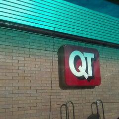 Photo taken at QuikTrip by Jennifer S. on 1/19/2012