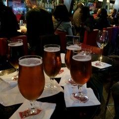 Photo taken at Brew Bistro by geoffrey k. on 7/5/2012