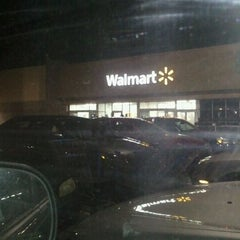 Photo taken at Walmart by caitlin h. on 10/5/2011