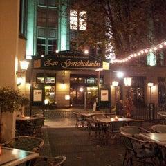Photo taken at Zur Gerichtslaube by Annalisa M. on 11/11/2011