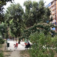 Photo taken at Parco Giochi - Largo Tel Aviv by Alessandro G. on 8/24/2012