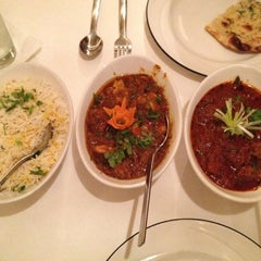Photo taken at Gaylord Fine Indian Cuisine by Linda C. on 4/30/2012