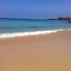 Photo taken at Waialea Beach (Beach 69) by John R. on 3/29/2012