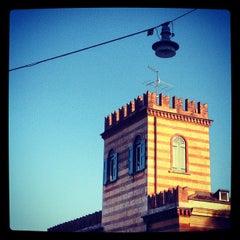 Photo taken at Villa Francescati by Laura S. on 7/17/2012