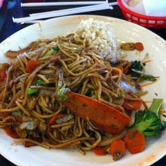 Photo taken at Umami Mongolian Grill by D C. on 3/12/2012