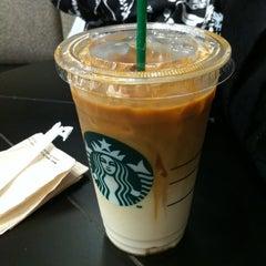 Photo taken at Starbucks (สตาร์บัคส์) by Harp K. Disaket on 2/22/2012