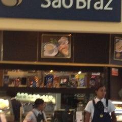 Photo taken at São Braz Coffee Shop by Leonardo B. on 9/4/2012