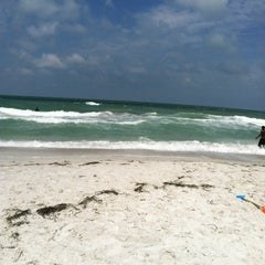 Photo taken at Coquina Beach by DonnaLee B. on 5/28/2012