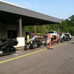 Photo taken at Old Glory Harley-Davidson by Jake S. on 8/4/2012