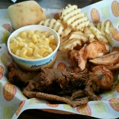 Photo taken at Dickey's Barbecue Pit by Kyle H. on 7/2/2012