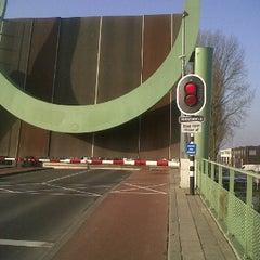 Photo taken at Spaansebrug by Marieke W. on 3/15/2012