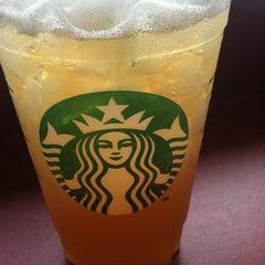 Photo taken at Starbucks by Lauren A. on 7/23/2012