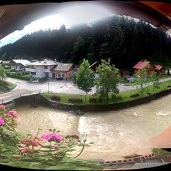 Photo taken at Sporthotel Dachstein West Annaberg-Lungotz by Andras K. on 7/15/2012