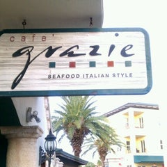 Photo taken at Café Grazie by Chip M. on 6/26/2012