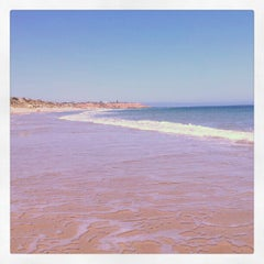 Photo taken at Port Noarlunga Beach by Hayden C. on 9/11/2012