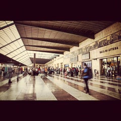 Photo taken at Stazione Firenze Santa Maria Novella by Ethem D. on 8/18/2012