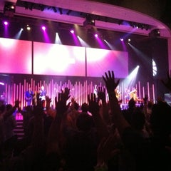 Photo taken at Church of the Highlands by Luke on 8/1/2012