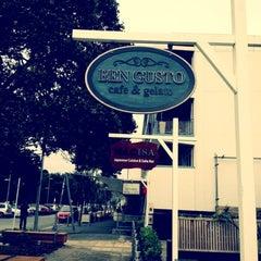 Photo taken at Ben Gusto Cafe & Gelato by hoprocker on 9/2/2012
